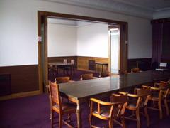 Brunswick Mayors Room with side room