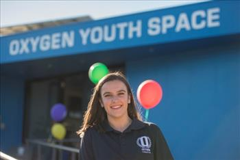 2018 Opening of Oxygen Youth Space stages 2,3,4