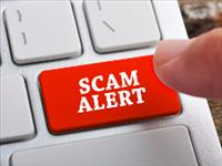 Internet scams and how to spot them