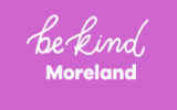 Landing page about us Be Kind Moreland