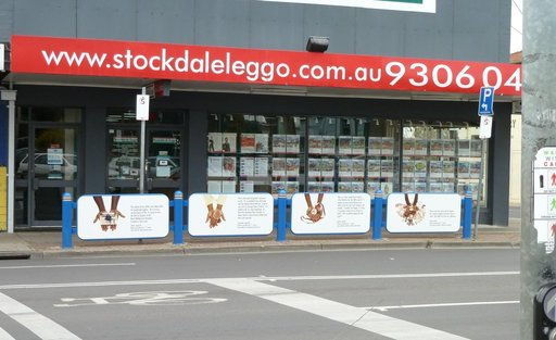 Installed panels at Carla Gottgens Glenroy