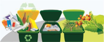 Waste and recycling CALD COM cell 2