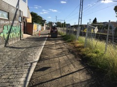 Loch Street Laneway Reconstruction Complete