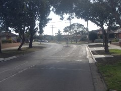 McBryde Street, Fawkner  Construction Works Completed