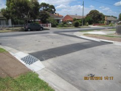 Stage 2 drainage works completed