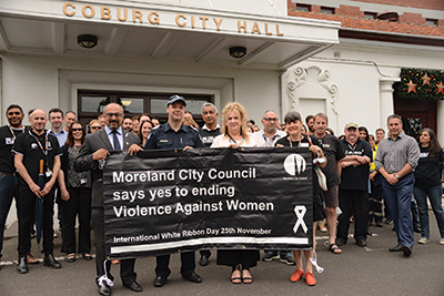 White Ribbon March 2017