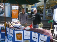 Friends of Aileu stall
