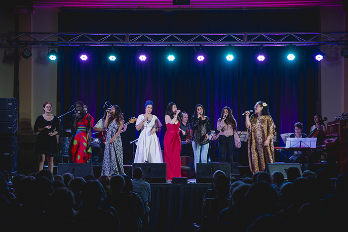 Unity: International Women's Day concert at Brunswick Music Festival