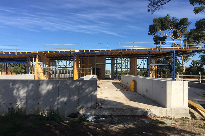 Pascoe Vale Community Facility - March 2017