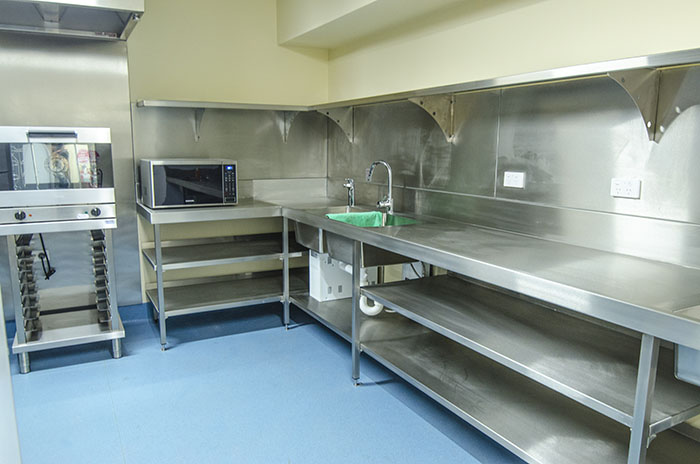 Image of kitchen at Merlynston Progress Hall.