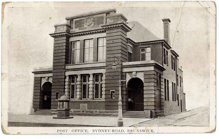 Post Office, Sydney Road Brunswick
